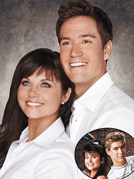 Mark paul gosselaar and tiffani thiessen dating. difference between dating and getting to know someone.