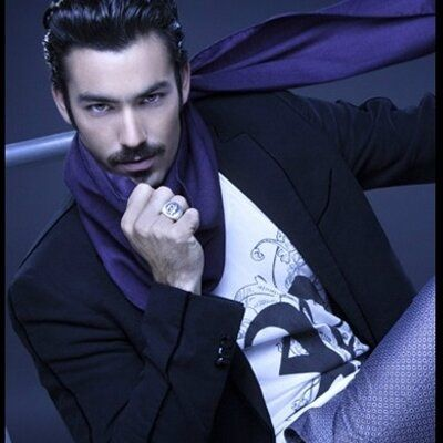 **Aaron Diaz  Mexican  actor  my dream**