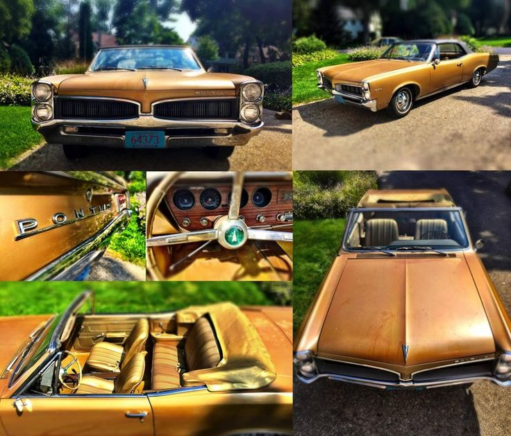 1967 Pontiac LeMans for sale by Owner - Madison, WI | OldCarOnline.com Classifieds