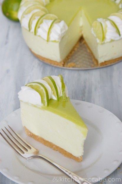 The Kitchen McCabe: Key Lime Mousse Pie