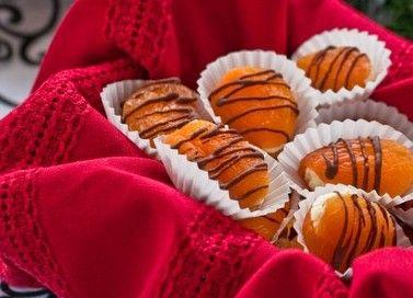 Абрикосовые конфеты