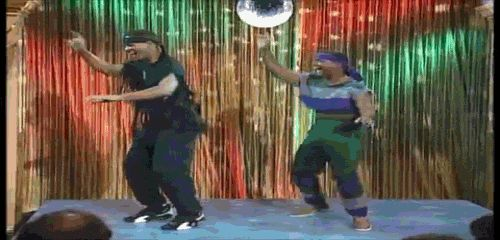 """But Will taught them how to groove 