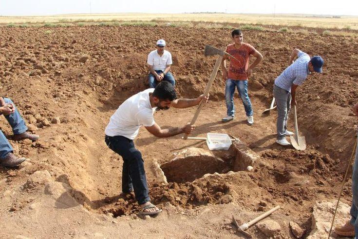 Mardin'de 5000 Yıllık Mezar Bulundu   Yazar: Oğuz Sezgin 03 Haziran 2015   Mardin'de Mısır piramitleri kadar eski 5000 yıllık bir mezar bulundu.   Mardin'in Nusaybin İlçesi'nde köylülerin bulduğu boş testi alanında müze ekipleri tarafından yapılan kazıda M.Ö. 3 bin yılına ait bir mezar bulundu.   Nusaybin'e bağlı Açıkköy Köyü'nün doğusunda bulunan bir tarlanın sahibi bir testi buldu. Köylü, bulduğu testiyi kaldırmak isteyince altından boş bir delik çıkınca durumu jandarmaya bildirdi. Köye…
