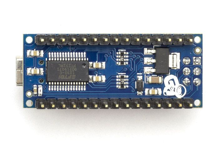 Arduino + JY-MCU Module + Bluetooth Android Application