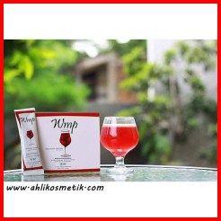 WMP Juice by HWI Asli melangsingkan tubuh anda