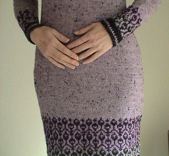 80 best Knitted dresses images on Pinterest | Knit dress, Knit ...