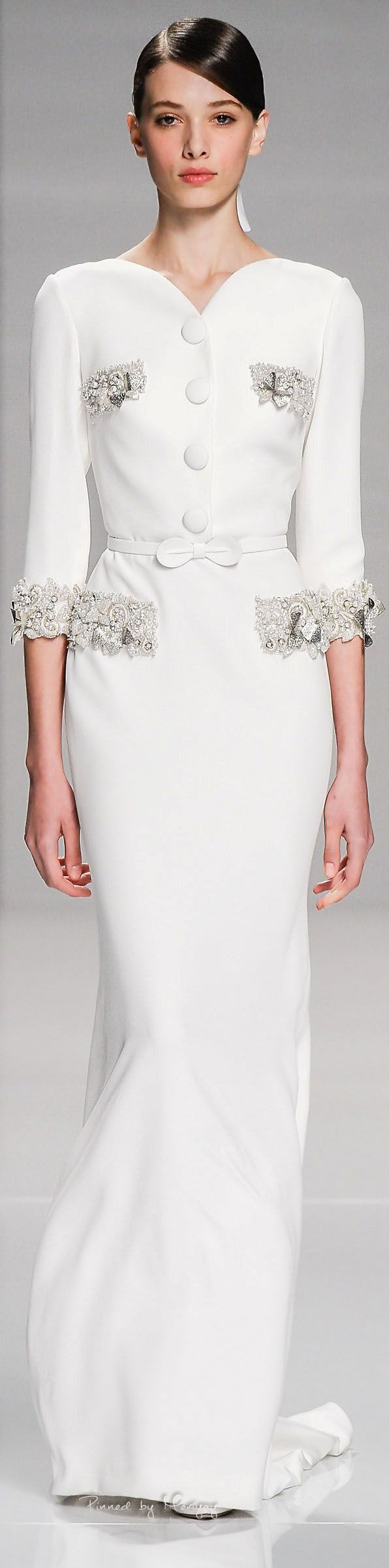 Mother of the Bride? Georges Hobeika Spring-summer 2015 - Couture.