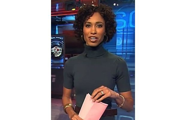 Sage Steele  - ESPN NBA Analyst