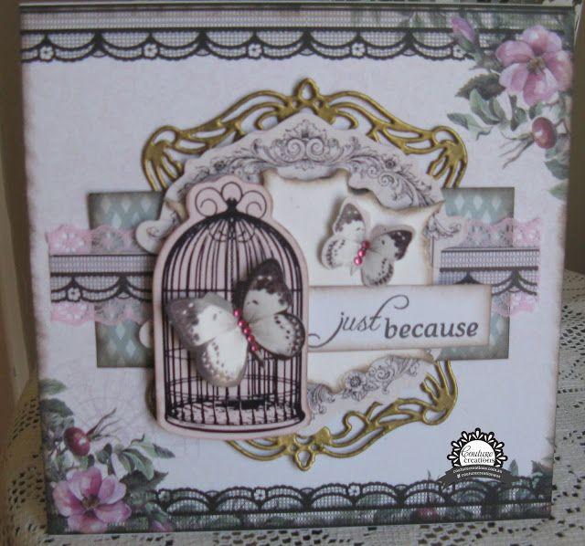 Layered Magnolia Lane Cards by Jo Simons