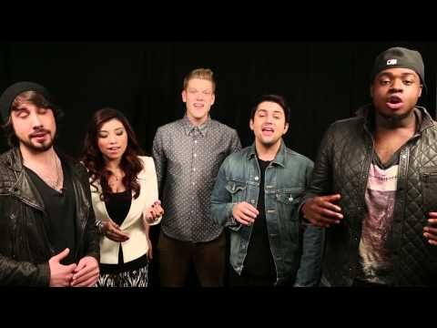This is the time of year when many people decorate their house for the holiday season and fill their homes with Christmas melodies. Listen to the beautiful harmonies of the a capella group Pentatonix as they cover the Christmas classic, Angels We Have Heard on High.