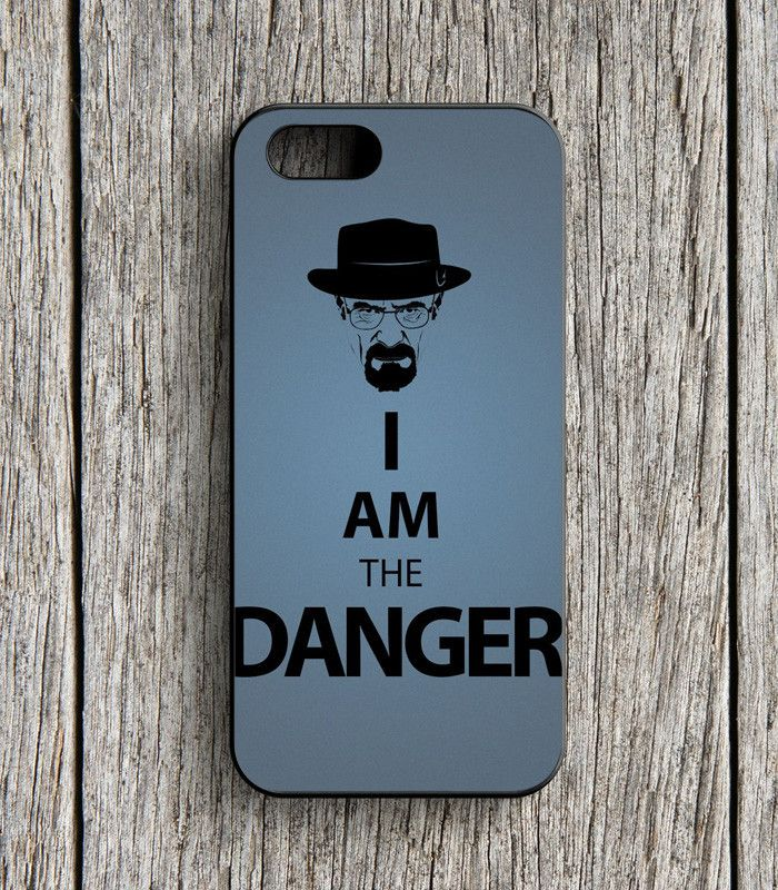 Breaking Bad I Am The Danger iPhone 5 | 5S Case