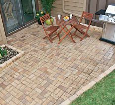 How to Install a Paver Patio | DIY Backyard Projects | HANDY Magazine