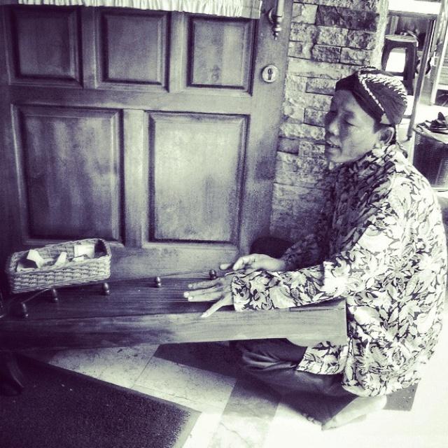 Javanese Musicians