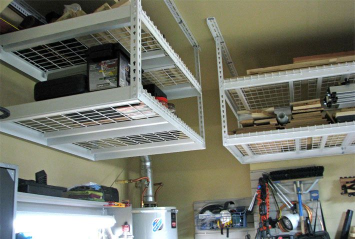 You can buy overhead racks and accessories online and install them yourself. If you would like help installing your racks, you can find an authorized distributor in your area by using SafeRacks dealer locator tool. SafeRacks - Rack Installation