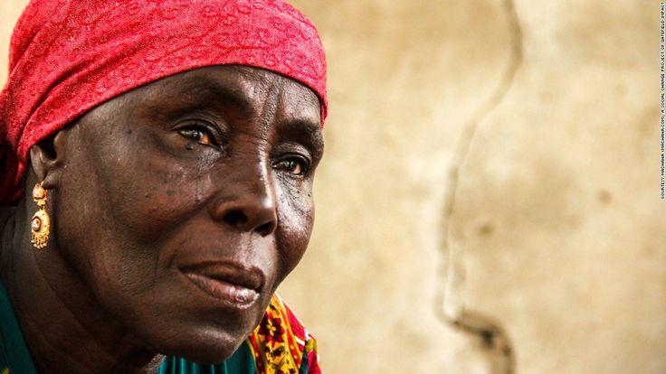 cool Boko Haram survivors fight hunger