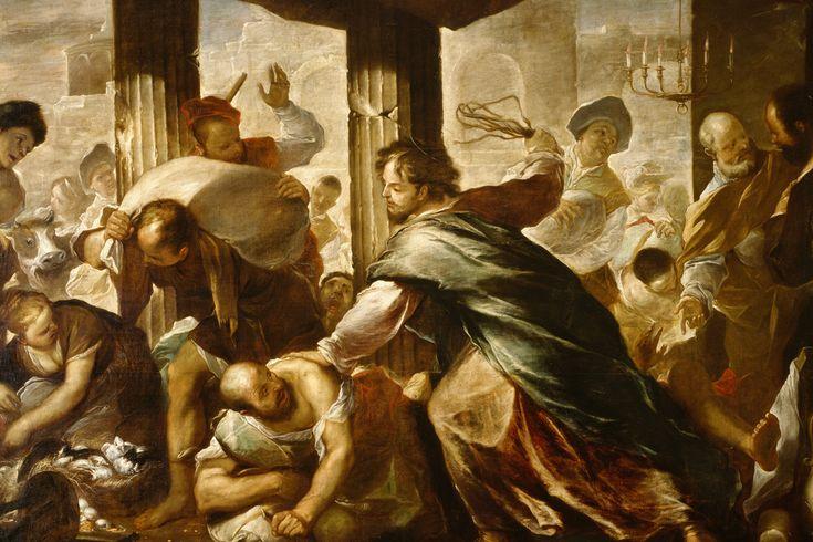 Bob Jones Museum: Temples, Jesus Clean, Jones Museums, Jesus Expulso, Bobs Jones, Christ Clean, Bible Art, Jones Univ, Temple