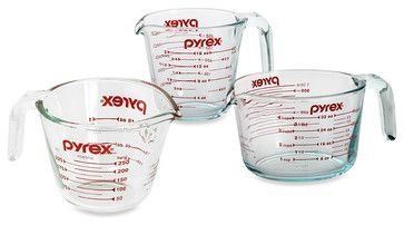 Pyrex Measuring Cup - traditional - Measuring Cups And Spoons - Bed Bath & Beyond