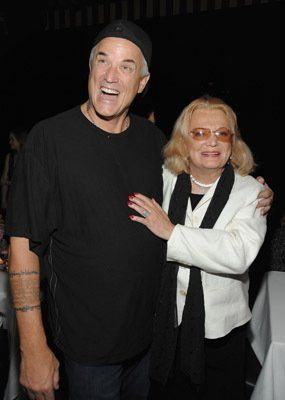 Nick Cassavetes and Gena Rowlands at an event for My Sister's Keeper (2009)