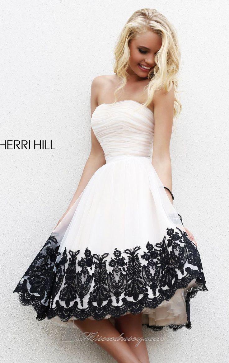 Sherri Hill 11092 Dress - MissesDressy.com