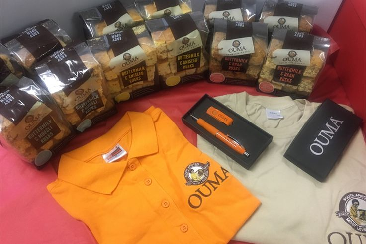 Stand a chance to win one of two Ouma Rusks hampers, worth R600 each!