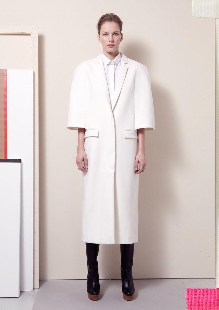 i really, really love this stella mccartney coat. like, a lot.