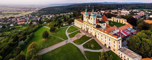 Saint Hill at Olomouc (N.Moravia), Czechia