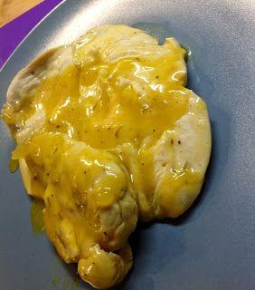"""Colla&Cannella: """"Petto di pollo al mandarino"""""""