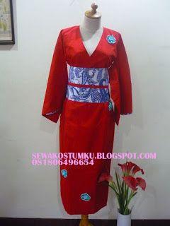 Sewa Kimono Jepang hub 0817 661 6654