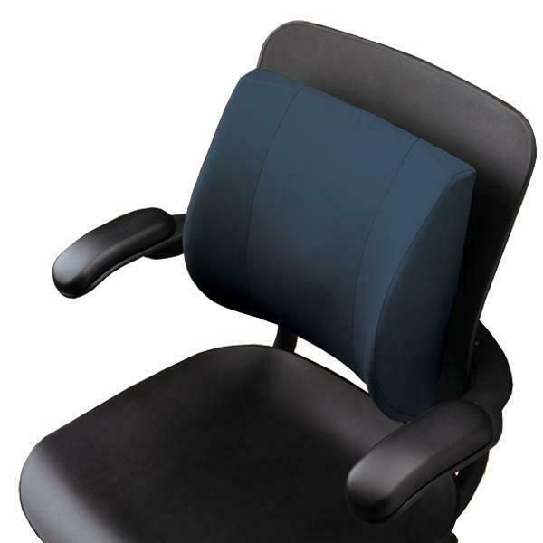 Contour Lumbar Back Cushion In 2020 Office Chair Office Chair Back Support Ergonomics Furniture