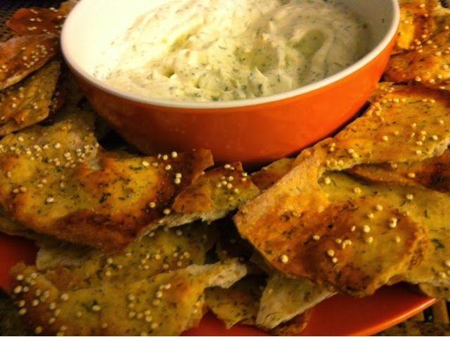Viva Jackie: Quinoa Crispy Crackers Vivaj.blogspot.com