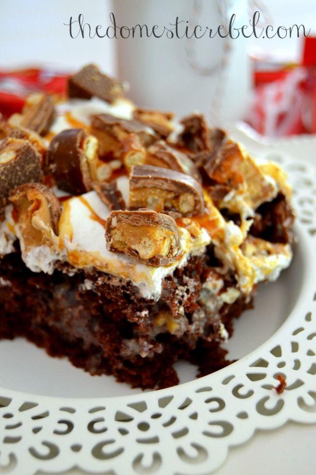 Take 5 Poke Cake