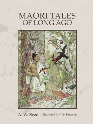 Maori Tales of Long Ago is a fresh facsimile edition of a classic collection of sixteen stories adapted from Maori mythology for a young readership. The tales were originally published by A.W. & A.H. Reed during the late 1940s in two hardback volumes, Maori Tales of Long Ago and Wonder Tales of Maoriland. Best-sellers of their time, they gave a generation of New Zealand children a lyrical introduction to the world of Maori mythology.