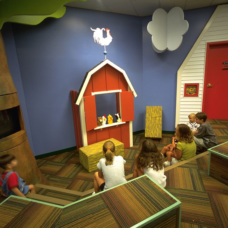 Childrens Ministry Church Design Services Play Space