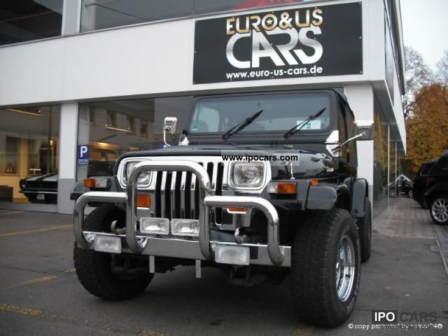 Hard Tops | 1991 Jeep Wrangler hard-top * Chrome * Besttop * switch * 4, Off-road ...