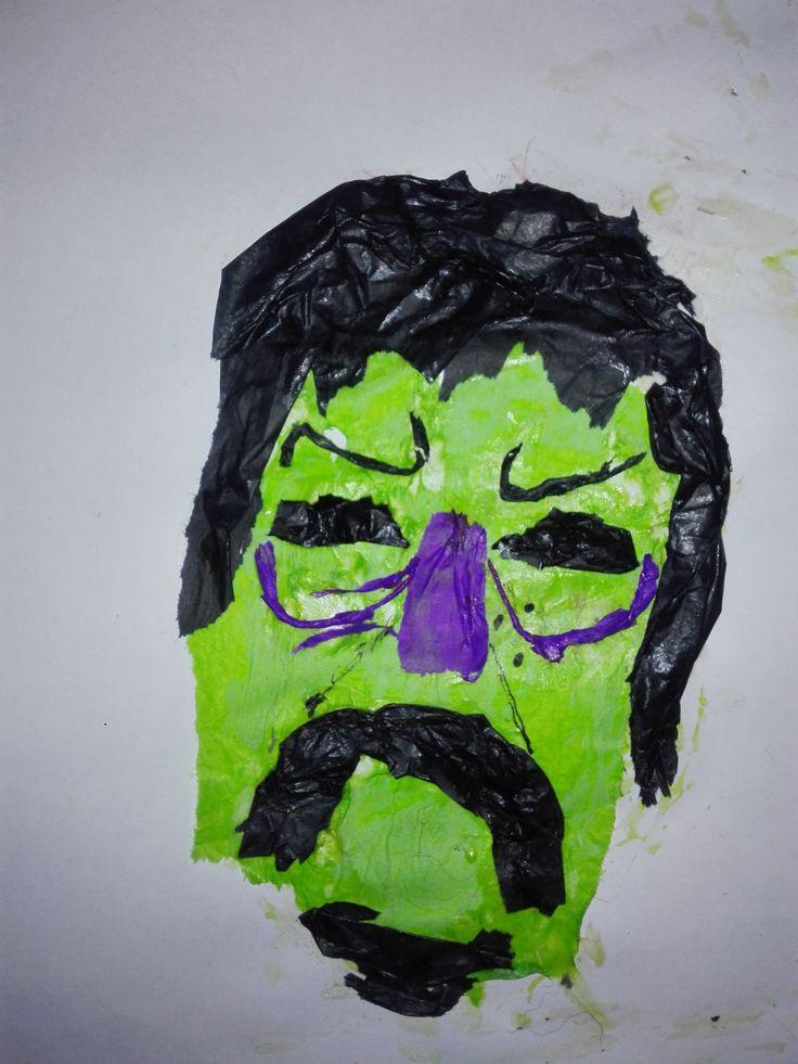 """Entrega Final retratos; """"Mauricio Redolés""""."""