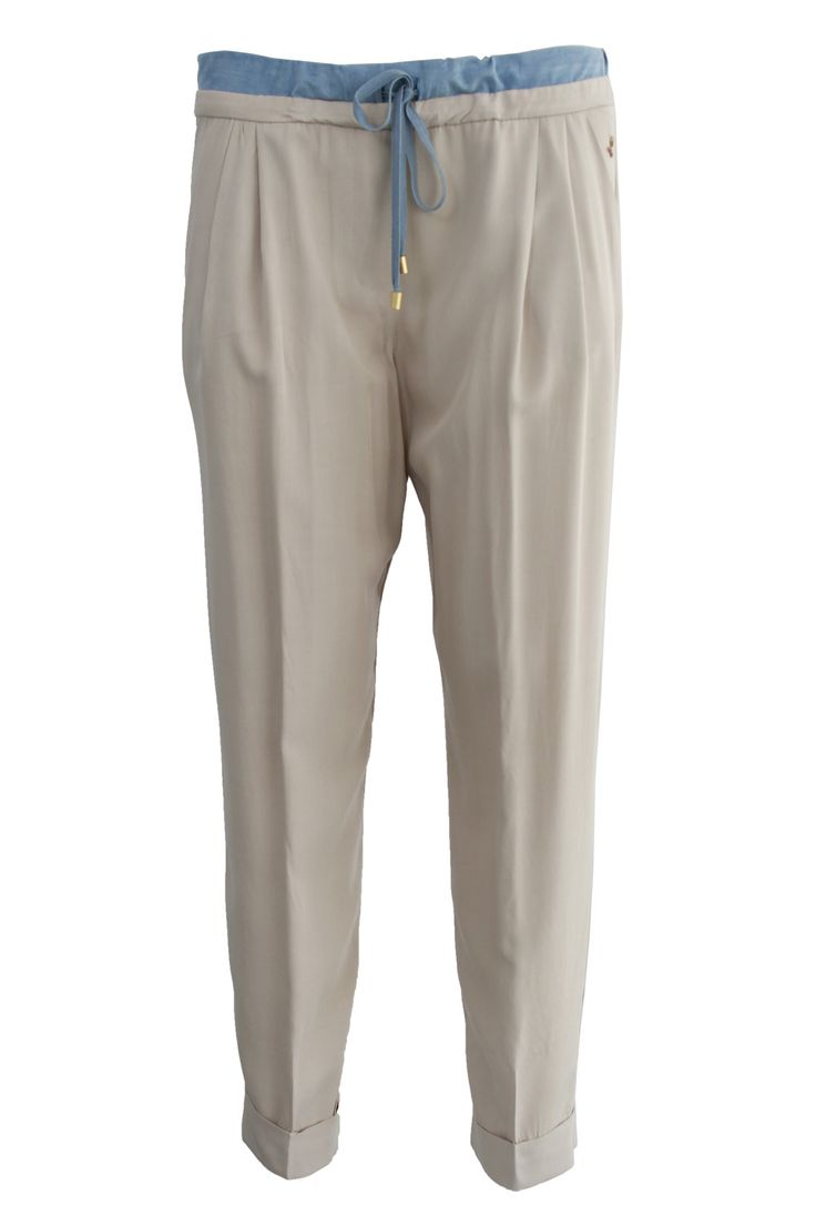 Pantalone bustino alcantara | Giorgia & Johns