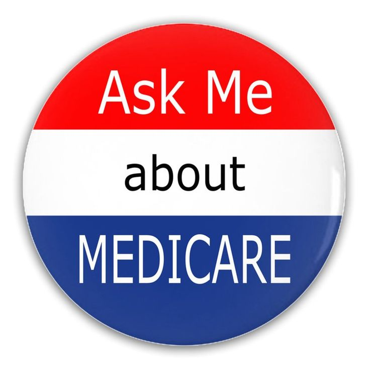 Ask Me About Medicare Medicare Promotion And Marketing Pin Back