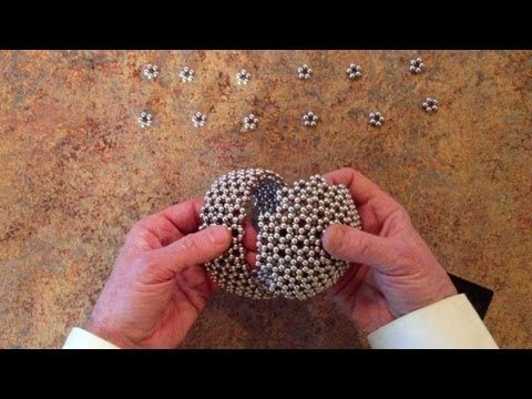Ultimate Ball Tutorial (Icosahedron, Zen Magnets) - YouTube
