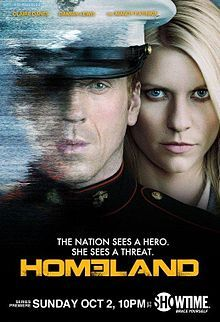 Homeland - Best of 2012: Roundup of Entertainment and Tech Lists