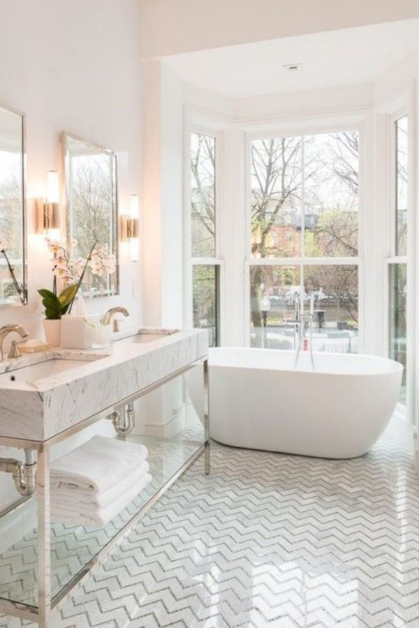 6 Best Modern Bathroom Inspirations Elegant Bathroom Decor