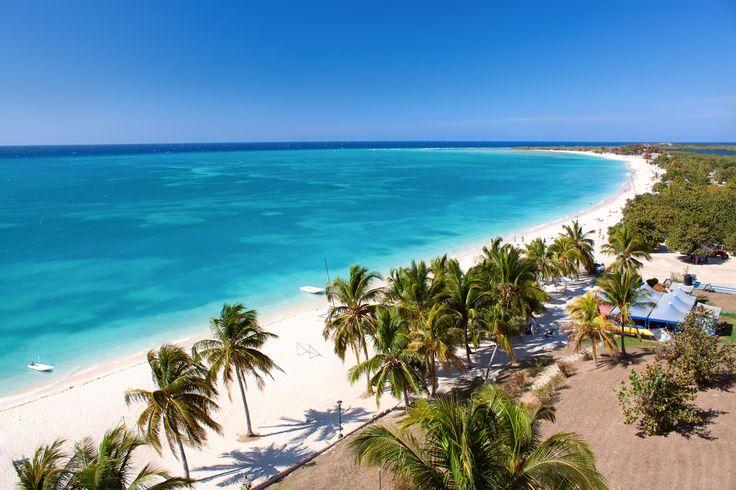 Plage paradisiaque de cuba paradise pinterest cuba - Image de plage paradisiaque ...
