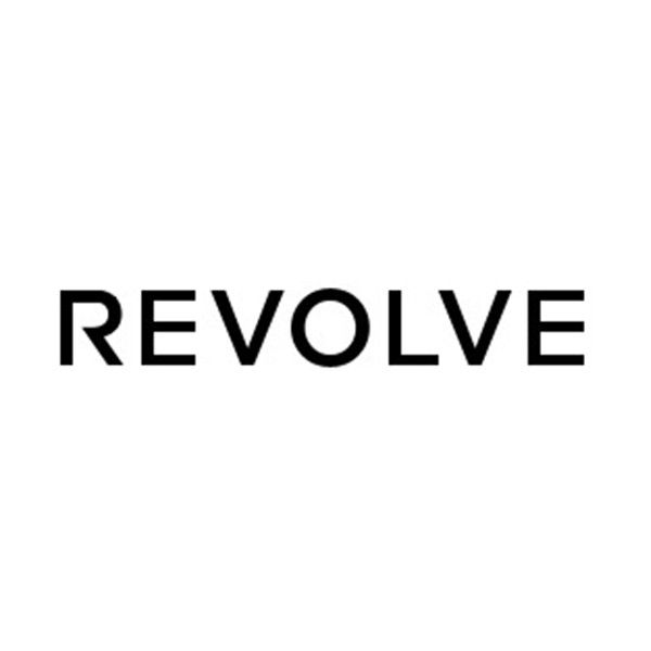 Revolve Clothing ❤ liked on Polyvore featuring logo and words