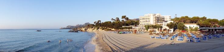 Son Moll - Strand von Cala Ratjada #Mallorca