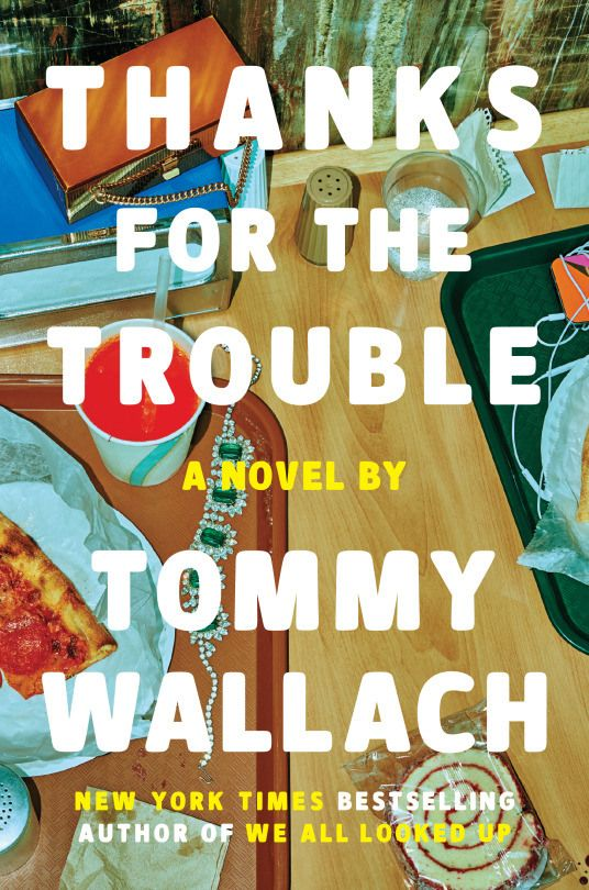 Thanks For the Trouble - Tommy Wallach: