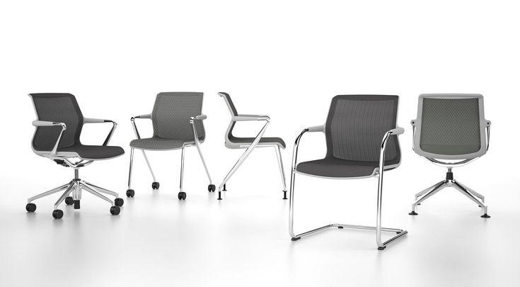 Unifor - arredo ufficio, Vitra chairs, sedie per ufficio ...