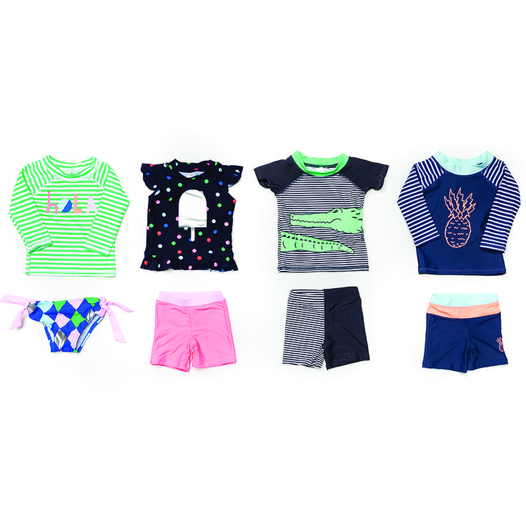 Say HOLA to NEW SWIM! Click the image to shop our adorable new Swim Range! #cottononkids #newswimrange #it'sapoolparty