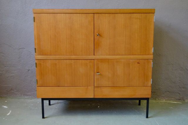 This Late 50s Buffet Is A Fine Example Of The Modernist Movement