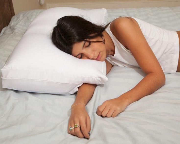 Best Pillow For Shoulder Pain Side Sleeper Uk
