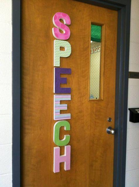 Speech Door