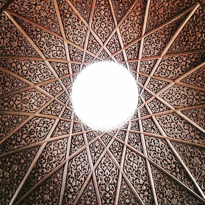 Best Потолок Images On Pinterest Spaces Mosques And Architecture - The mesmerising architecture of iranian mosques
